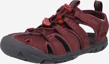 KEEN Sandaal, värv punane