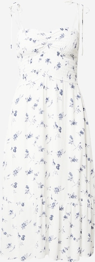 Abercrombie & Fitch Sommarklänning i blå / vit, Produktvy