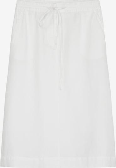 Marc O'Polo Rok in de kleur Wit, Productweergave