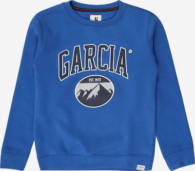 GARCIA Majica | modra / grafit / svetlo siva / bela barva, Prikaz izdelka