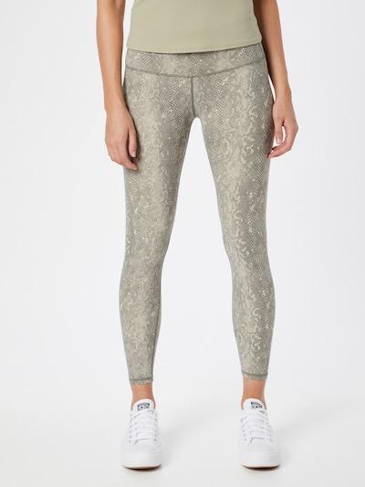 Varley Leggings 'Luna' in beige / khaki: Frontalansicht