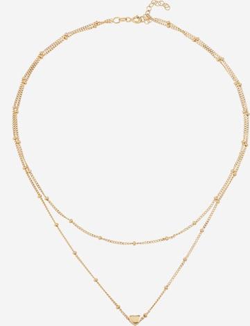 ELLI Necklace 'Herz' in Gold