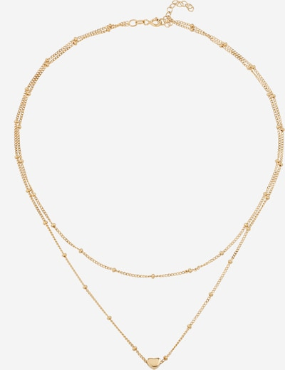 ELLI Necklace 'Herz' in gold, Item view