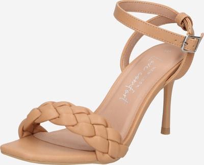 NEW LOOK Sandale s remenčićima u boja devine dlake (camel), Pregled proizvoda