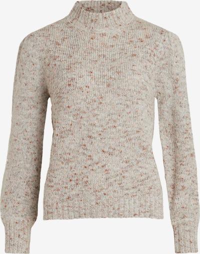 VILA Pullover 'Marl' in beige / hellbraun, Produktansicht