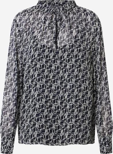 Camicia da donna 'Beyla' JOOP! di colore blu scuro / bianco, Visualizzazione prodotti