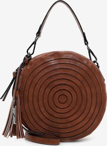 TAMARIS Handväska 'Dalia' i brun