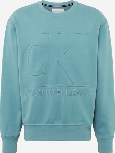 pasztellzöld Calvin Klein Jeans Tréning póló, Termék nézet