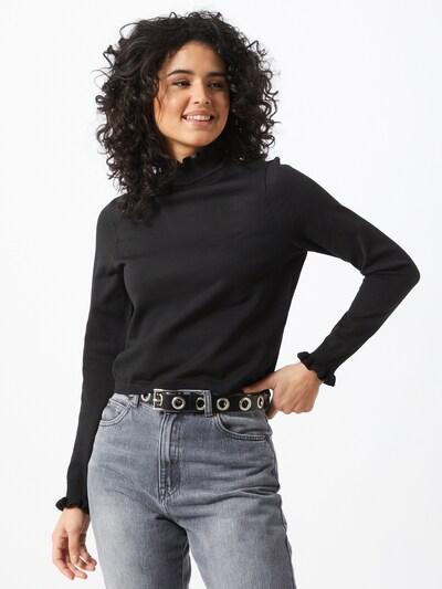 ONLY Pullover 'SALLY' in schwarz, Modelansicht