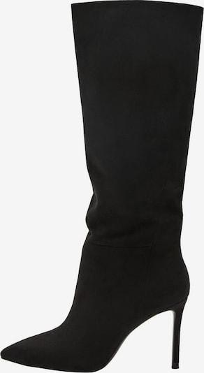 MANGO Kozačky - černá, Produkt