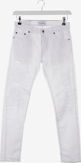 Aglini Jeans in 30 in weiß, Produktansicht