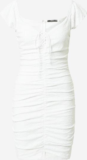 GUESS Klänning 'Ingrid' i vit, Produktvy
