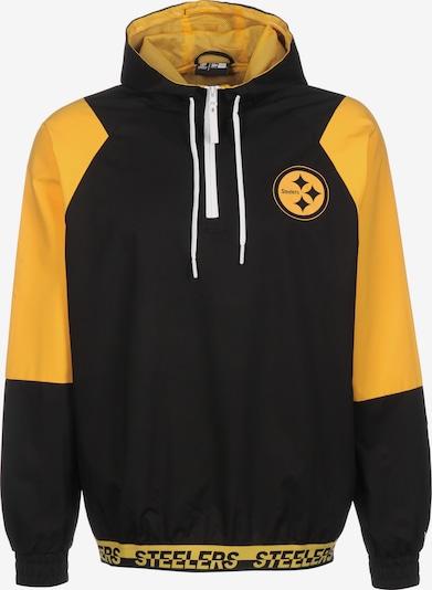 NEW ERA NFL Pittsburgh Steelers Windbreaker Herren in gelb / schwarz, Produktansicht