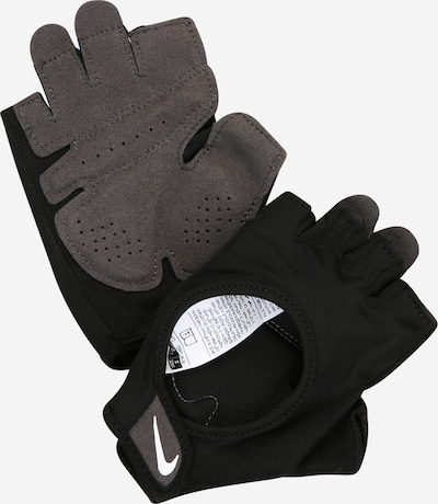NIKE Accessoires Sports gloves in Dark grey / Black, Item view