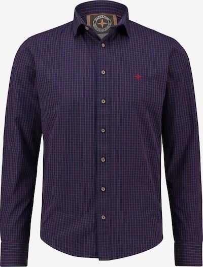Haze&Finn Hemd in blau, Produktansicht