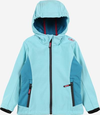 CMP Veste outdoor en aqua / bleu clair, Vue avec produit