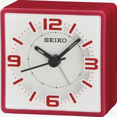 SEIKO Wecker in rot, Produktansicht