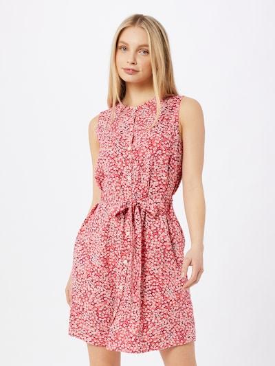 GAP Kleid in lachs / pitaya / schwarz / weiß, Modelansicht