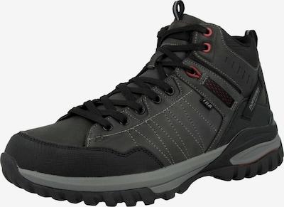 Dockers by Gerli Boots in grau / schwarz, Produktansicht