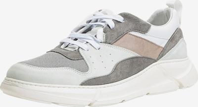 INUOVO Sneaker in beige / grau / weiß, Produktansicht