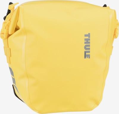 Thule Fahrradtasche ' Shield Pannier ' in gelb / grau / schwarz, Produktansicht