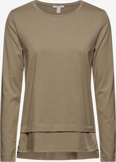 EDC BY ESPRIT Shirt in de kleur Kaki, Productweergave