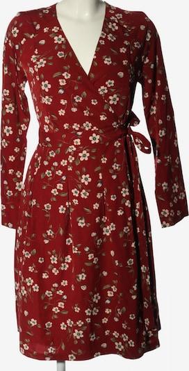Four Flavor Wickelkleid in M in khaki / rot / weiß, Produktansicht