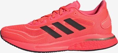 ADIDAS PERFORMANCE Chaussure de course 'Supernova' en rouge / noir, Vue avec produit