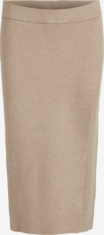 VILA Skirt in Beige