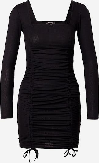 Missguided Vestido de punto en negro, Vista del producto