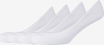 s.Oliver Füßlinge Palermo im 4er Pack in weiß, Produktansicht