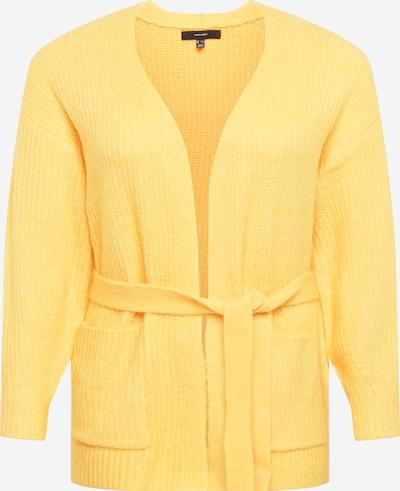 Vero Moda Curve Kardigan 'Julie' w kolorze żółtym, Podgląd produktu