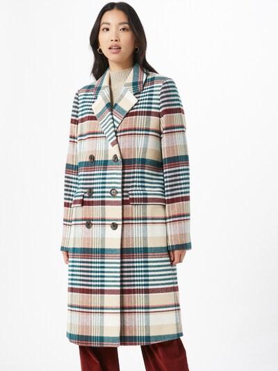 minimum Mantel 'Minoa' in mischfarben, Modelansicht