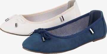 ambellis Schuh in Weiß