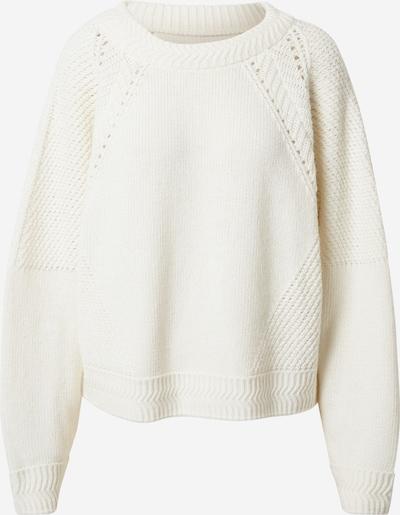 MADS NORGAARD COPENHAGEN Pullover in weiß, Produktansicht
