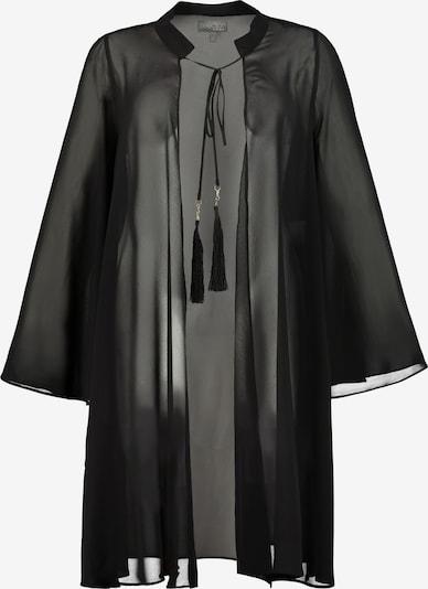 Ulla Popken Jacke '750928' in schwarz, Produktansicht