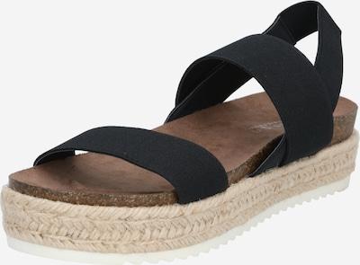 Sandalo con cinturino Madden Girl di colore nero, Visualizzazione prodotti