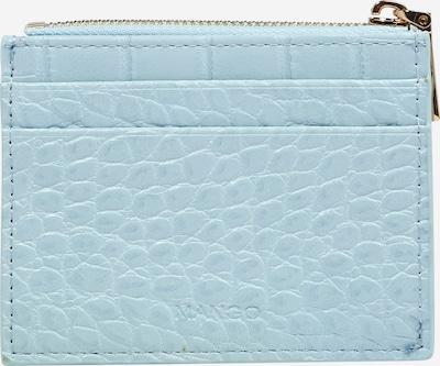 Portofel 'Malaga' MANGO pe albastru deschis, Vizualizare produs