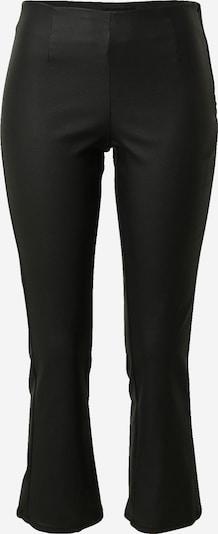 PIECES Hose 'Roxy' in schwarz: Frontalansicht