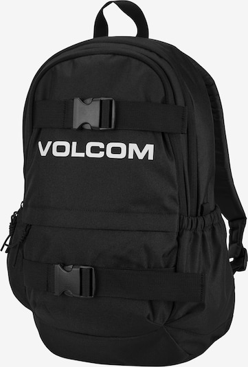 Volcom Rucksack 'Substrate II' in schwarz / weiß, Produktansicht