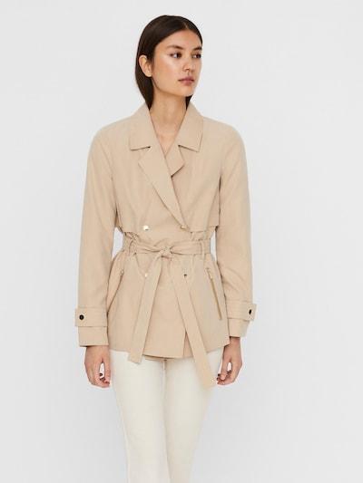 VERO MODA Přechodný kabát 'Billie' - béžová, Model/ka