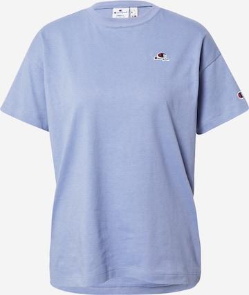 Champion Authentic Athletic Apparel T-Shirt - fialová