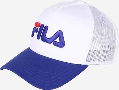FILA Pet in de kleur Blauw / Rood / Wit, Productweergave