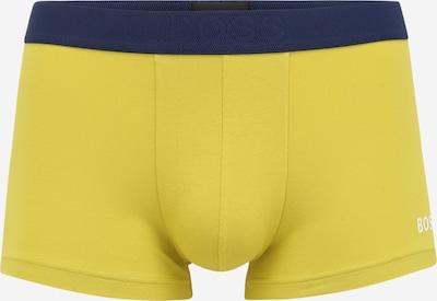 BOSS Casual Boxershorts in zitrone, Produktansicht