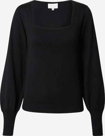 minus Pullover 'Isra' in schwarz, Produktansicht