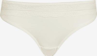 HUBER Broekje ' Micro Lace ' in de kleur Wit, Productweergave