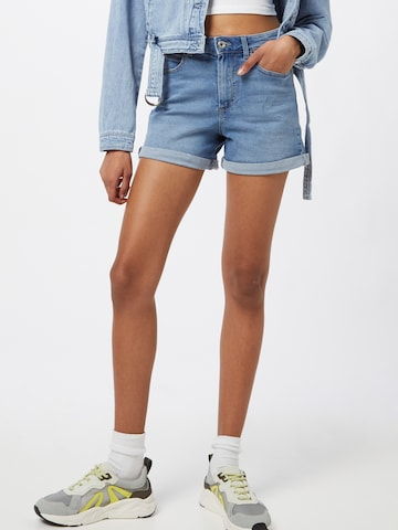 PIECES Jeans 'PCPACY' in Blauw