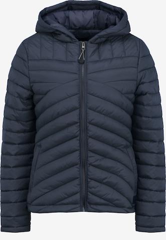 Oxmo Between-Season Jacket 'QuelIa' in Blue