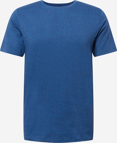 Lindbergh T-Krekls 'Mouliné', krāsa - zils, Preces skats