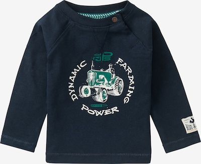 Noppies Shirt ' Seymour ' in dunkelblau / smaragd / weiß, Produktansicht